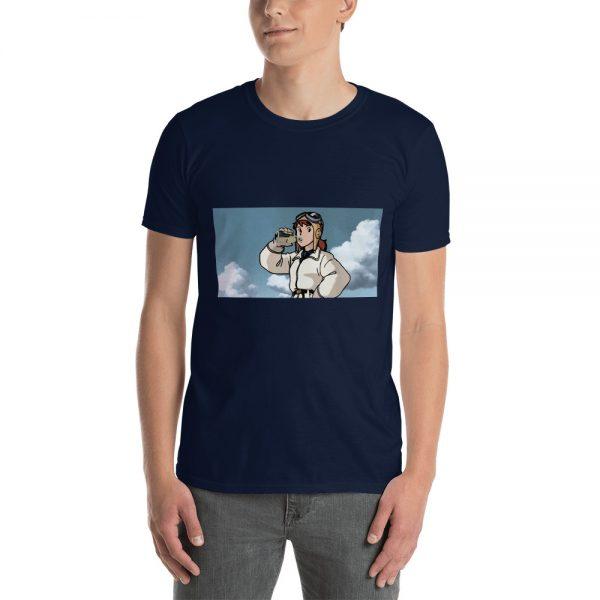 Porco Rosso – Fio Poccolo T Shirt