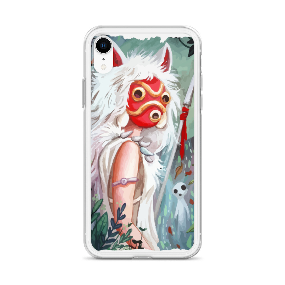 Princess Mononoke – Forest Guardian iPhone Case