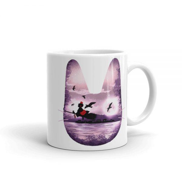 Kiki's Delivery Service – Purple Jiji Mug