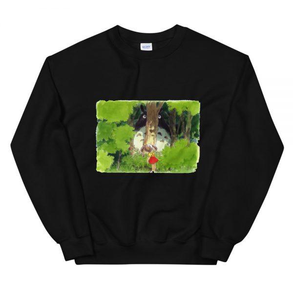 My Neighbor Totoro – Hide & Seek Sweatshirt Unisex