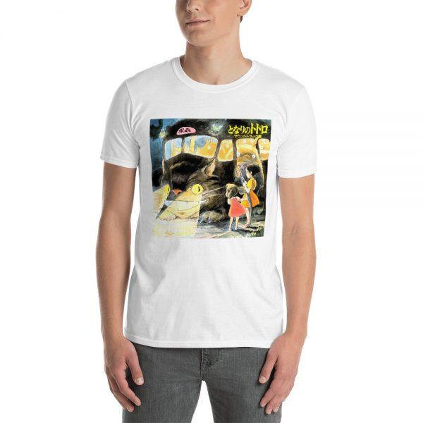 My Neighbor Totoro – Midnight Cat Bus T Shirt Unisex