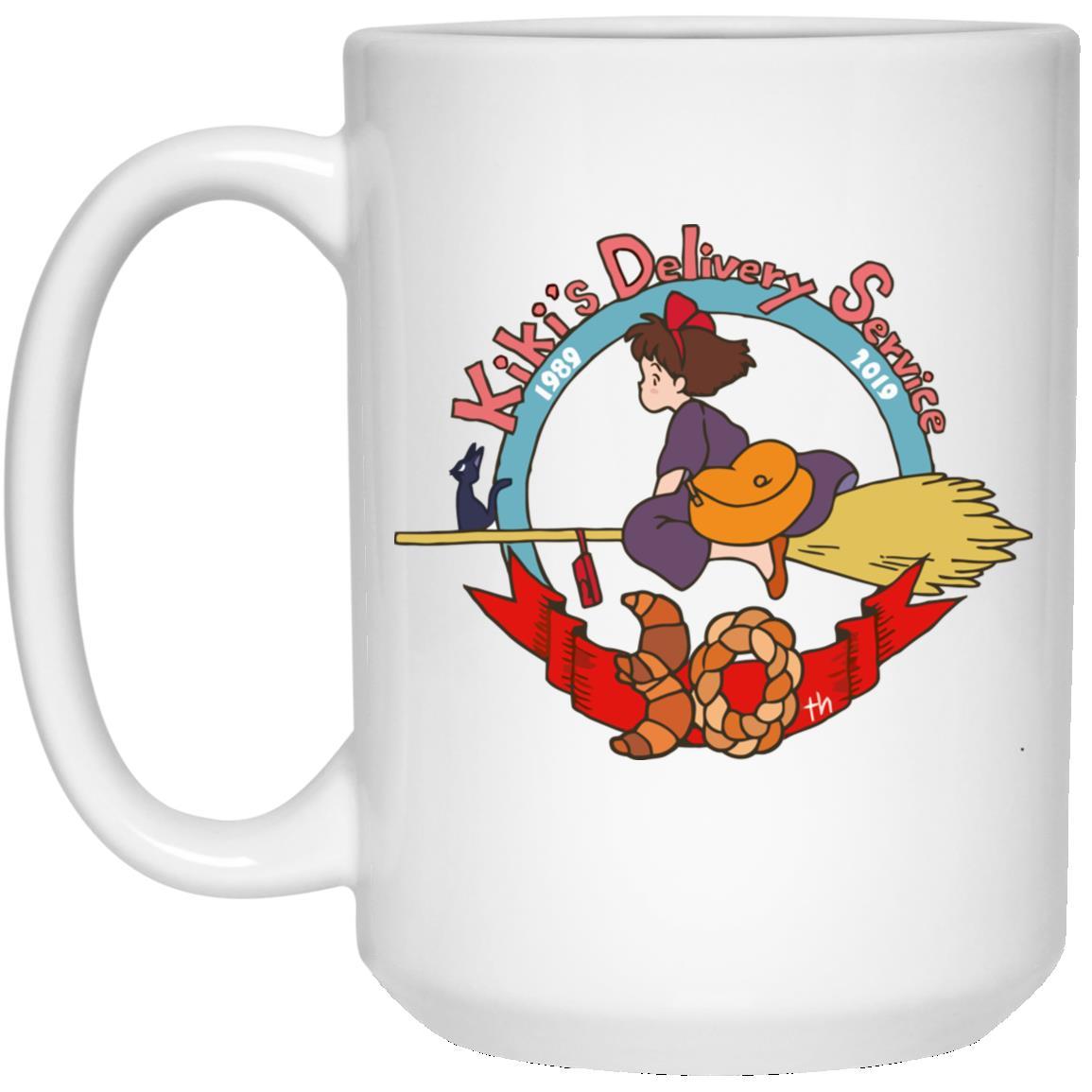 Kiki's Delivery Service 30th Anniversary Mug