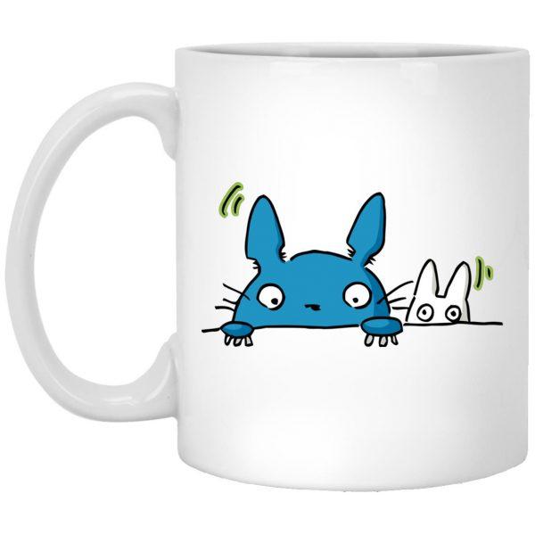 Mini Twins Totoro Mug