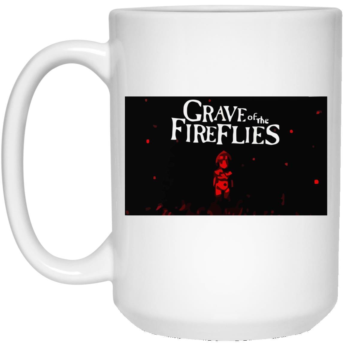 Grave of The Fireflies Poster Mug