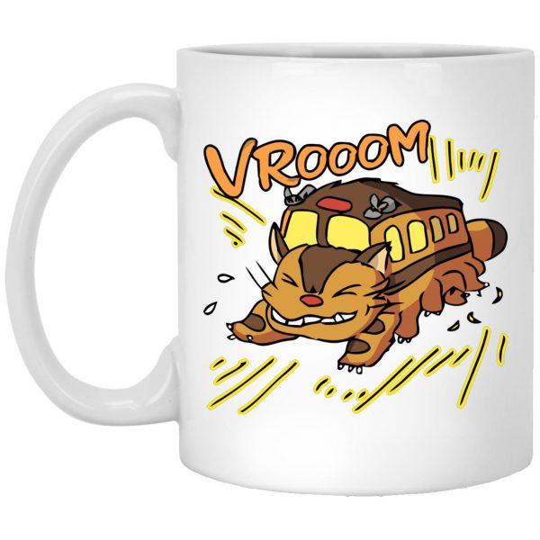 My Neighbor Totoro – Cat Bus Mug