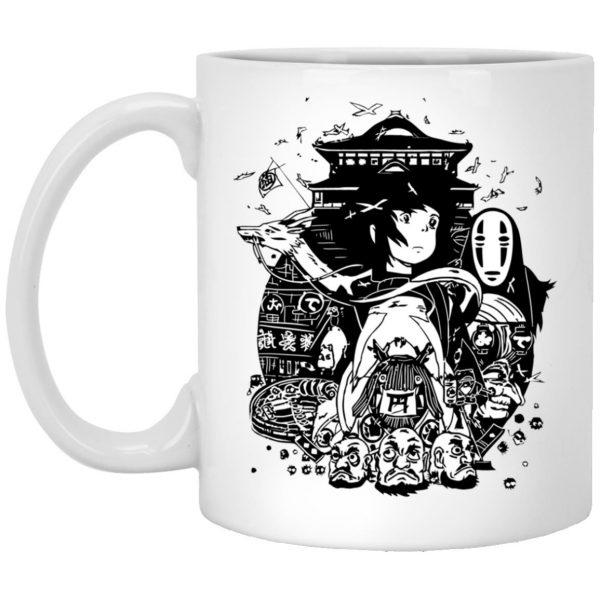 Spirited Away Art Collection Mug