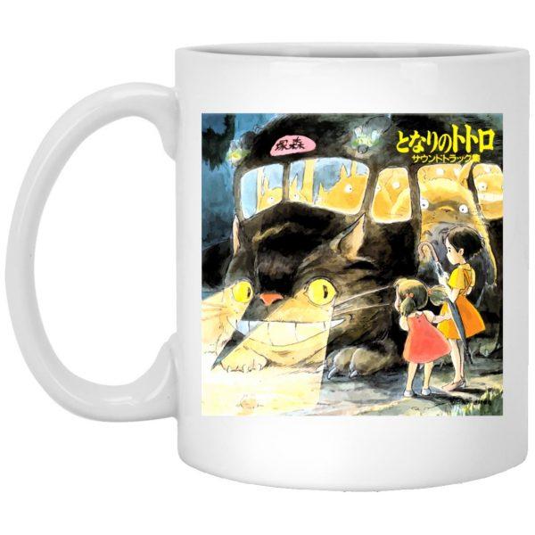 My Neighbor Totoro – Midnight Cat Bus Mug