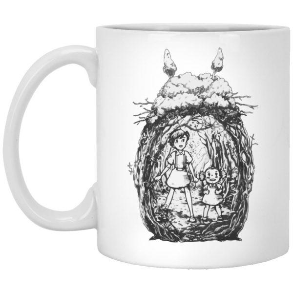 Spirited Away – No Face and Haku Dragon Mug