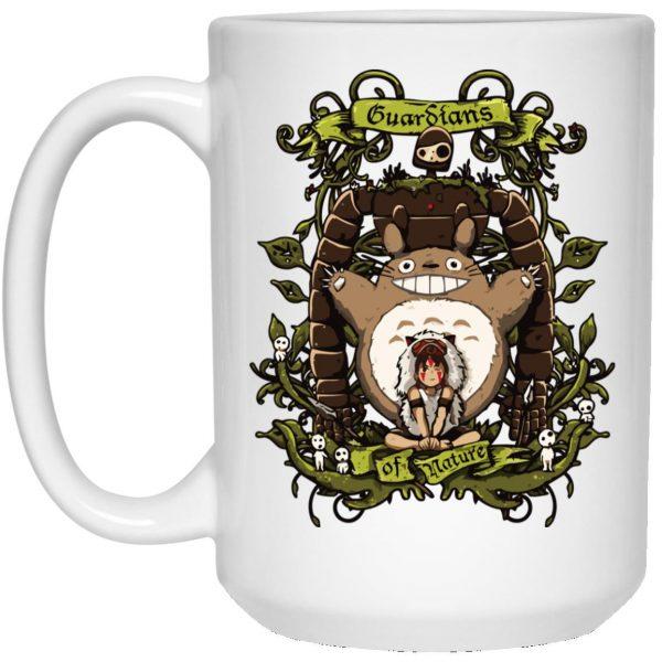 Studio Ghibli – Guardian Of Natural Mug