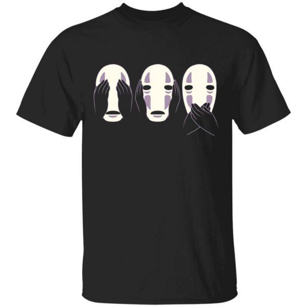 Kaonashi No Face T Shirt