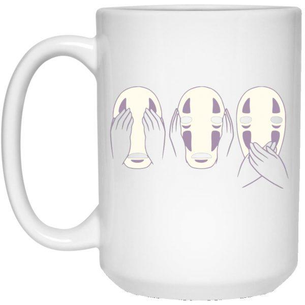Kaonashi No Face Mug