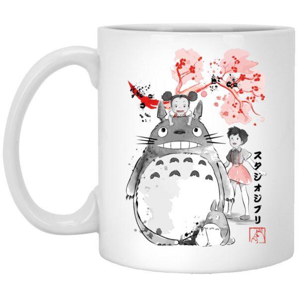Ghibli Elemental Mug