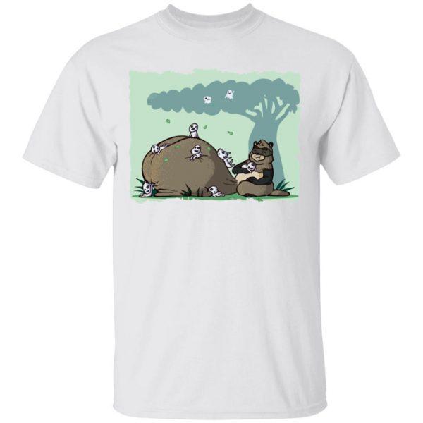 Pom Poko and the Tree Spirits T Shirt