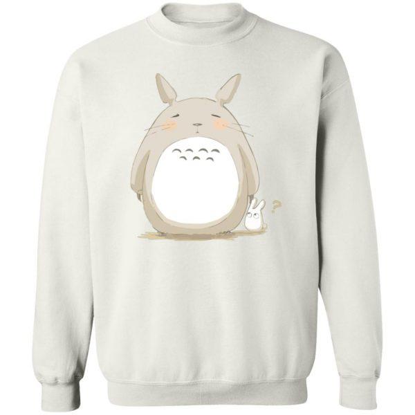 Cute Totoro Pinky Face Sweatshirt