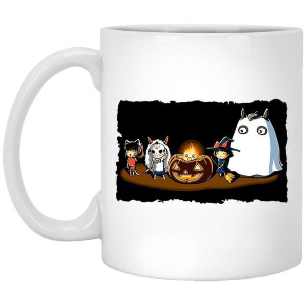 Ghibli Studio – Halloween Funny Party Mug