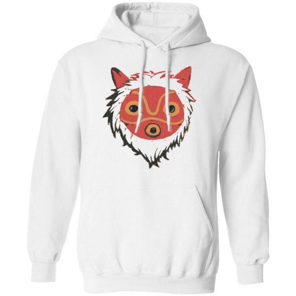 Mononoke – Wolf Princess Hoodie Unisex
