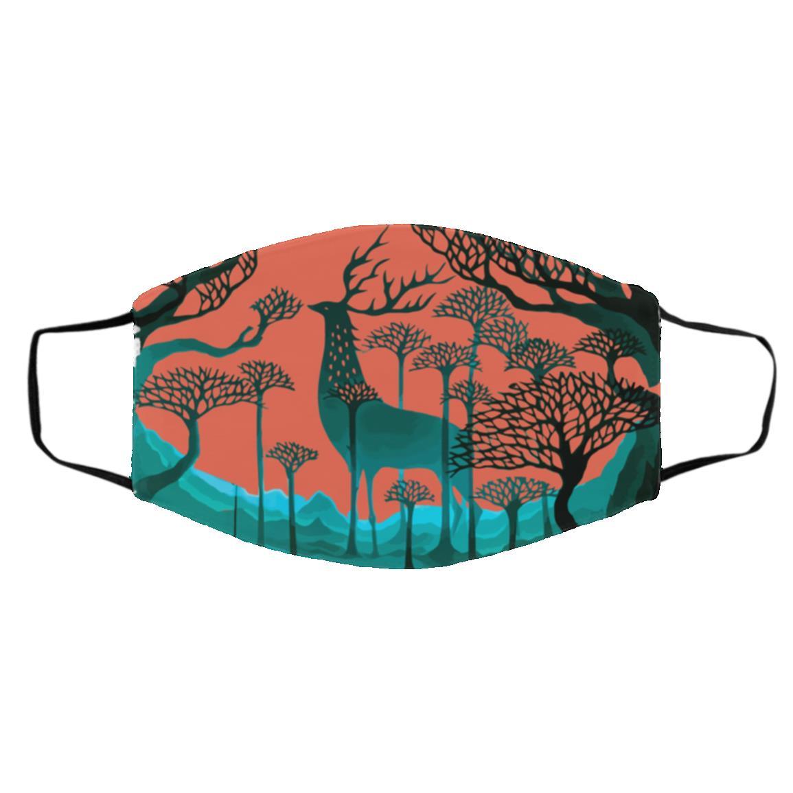 Princess Mononoke – Shishigami of The Forest Face Mask