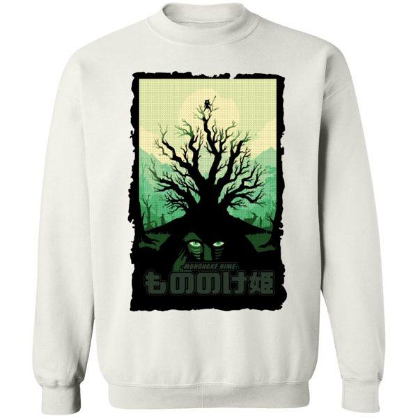 Princess Mononoke – Forest Spirit Sweatshirt