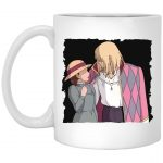 Howl's Moving Castle - Howl and Sophie First Meet Mug 11Oz
