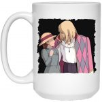 Howl's Moving Castle - Howl and Sophie First Meet Mug 15Oz