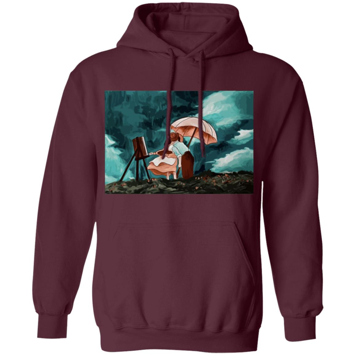 When the wind rises Classic Hoodie