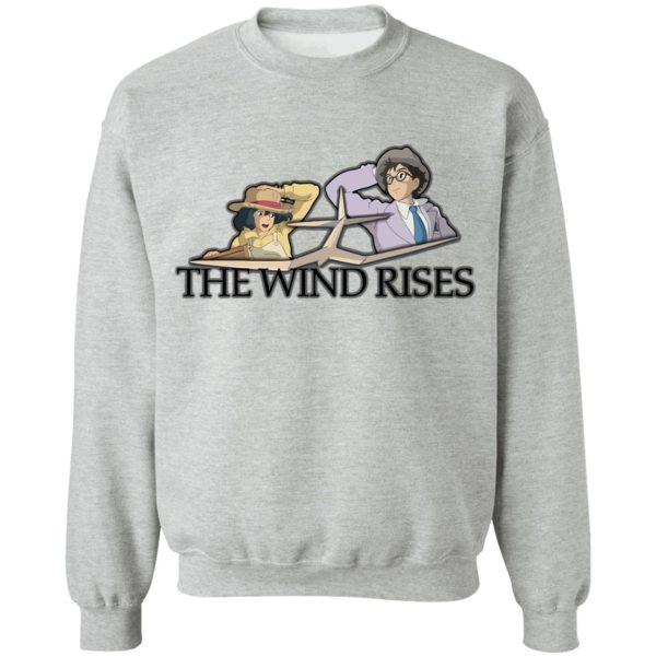 The Wind Rises – Airplane Hoodie