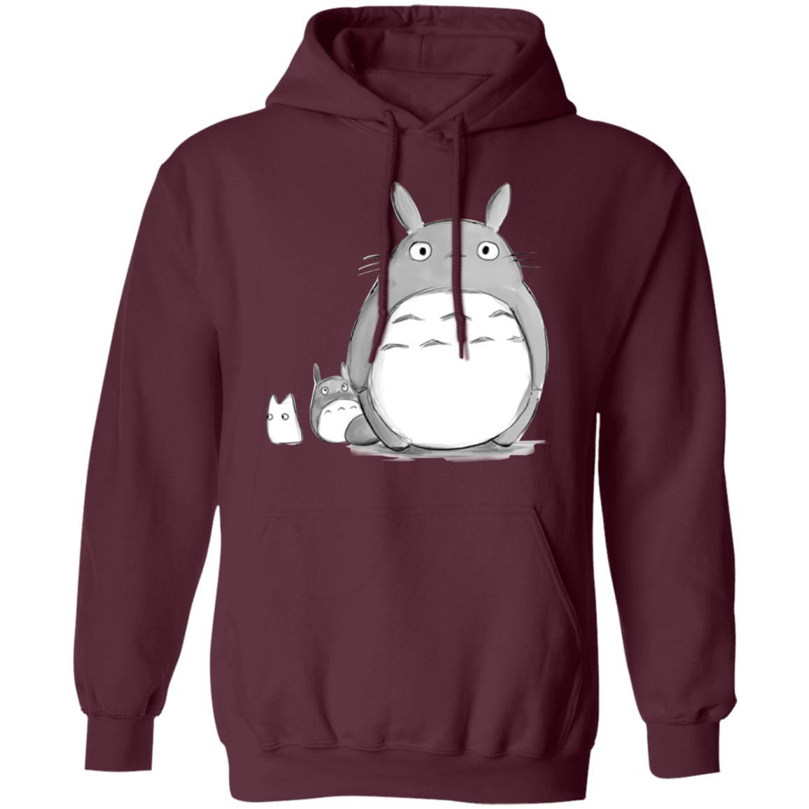 My Neighbor Totoro: The Giant and the Mini Hoodie