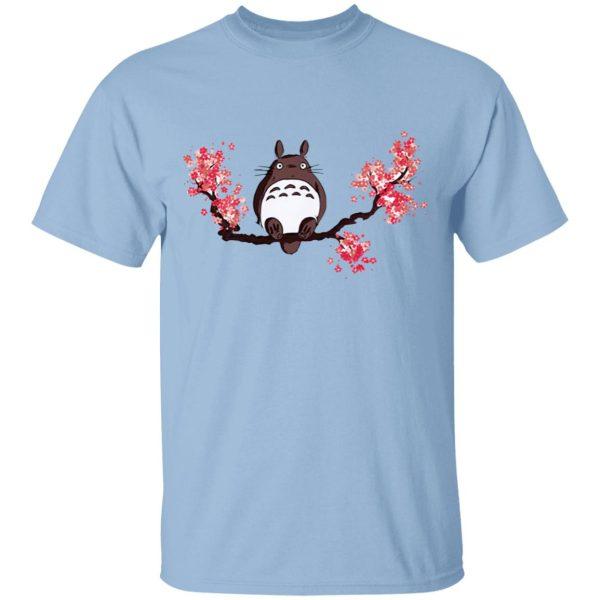 Totoro and Sakura Hoodie