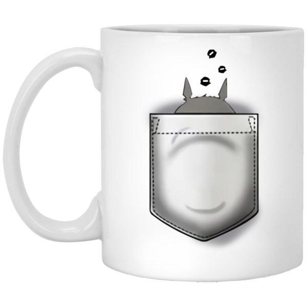 Baby Cosplay Totoro Korean Art Mug