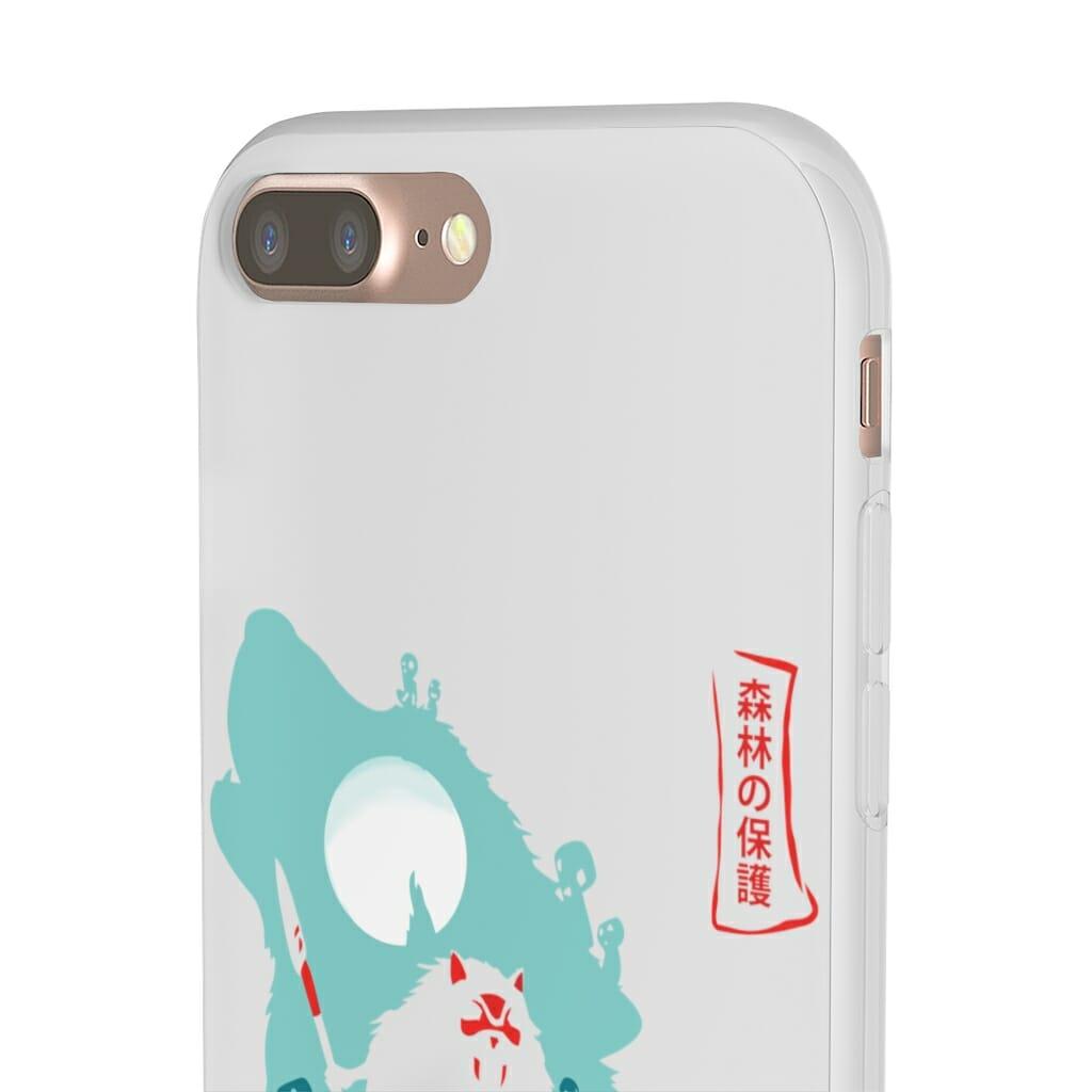 Princess Mononoke – Guardians of the Forest iPhone Cases