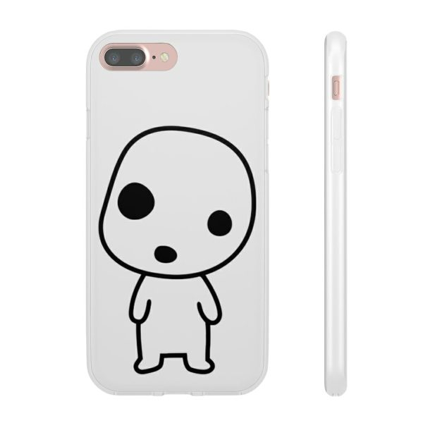 Princess Mononoke – San and The Wolf iPhone Cases