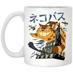 The Cat Bus Kong Mug 11Oz