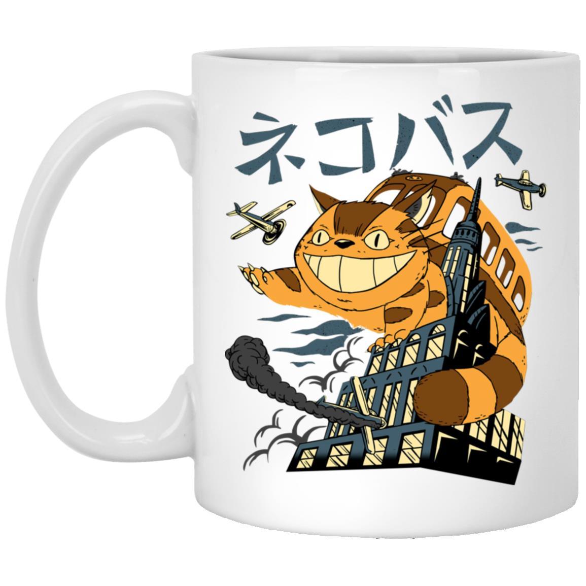 The Cat Bus Kong Mug