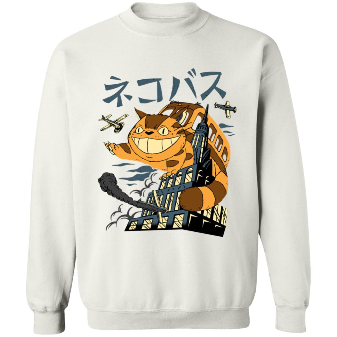 The Cat Bus Kong Sweatshirt
