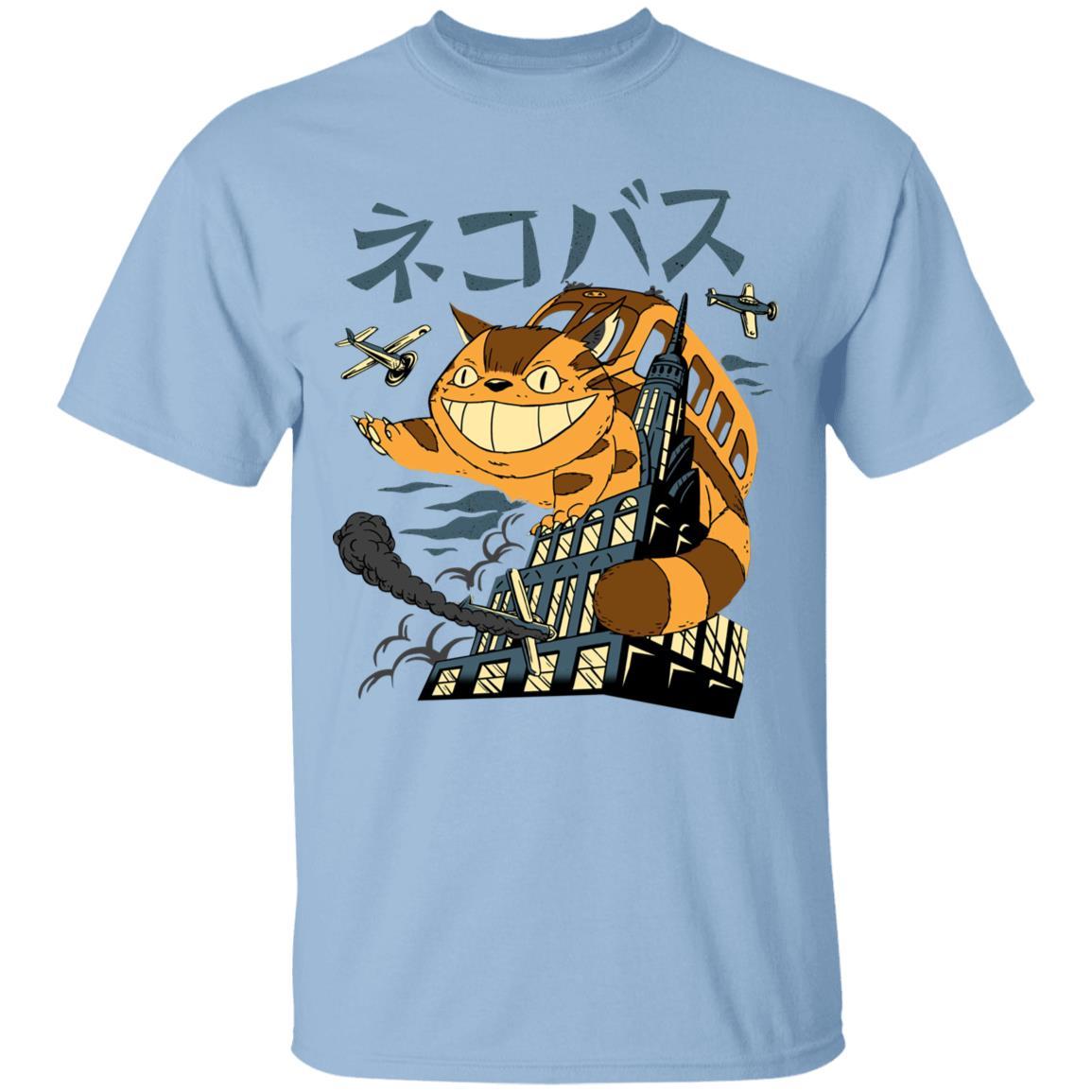 The Cat Bus Kong T Shirt