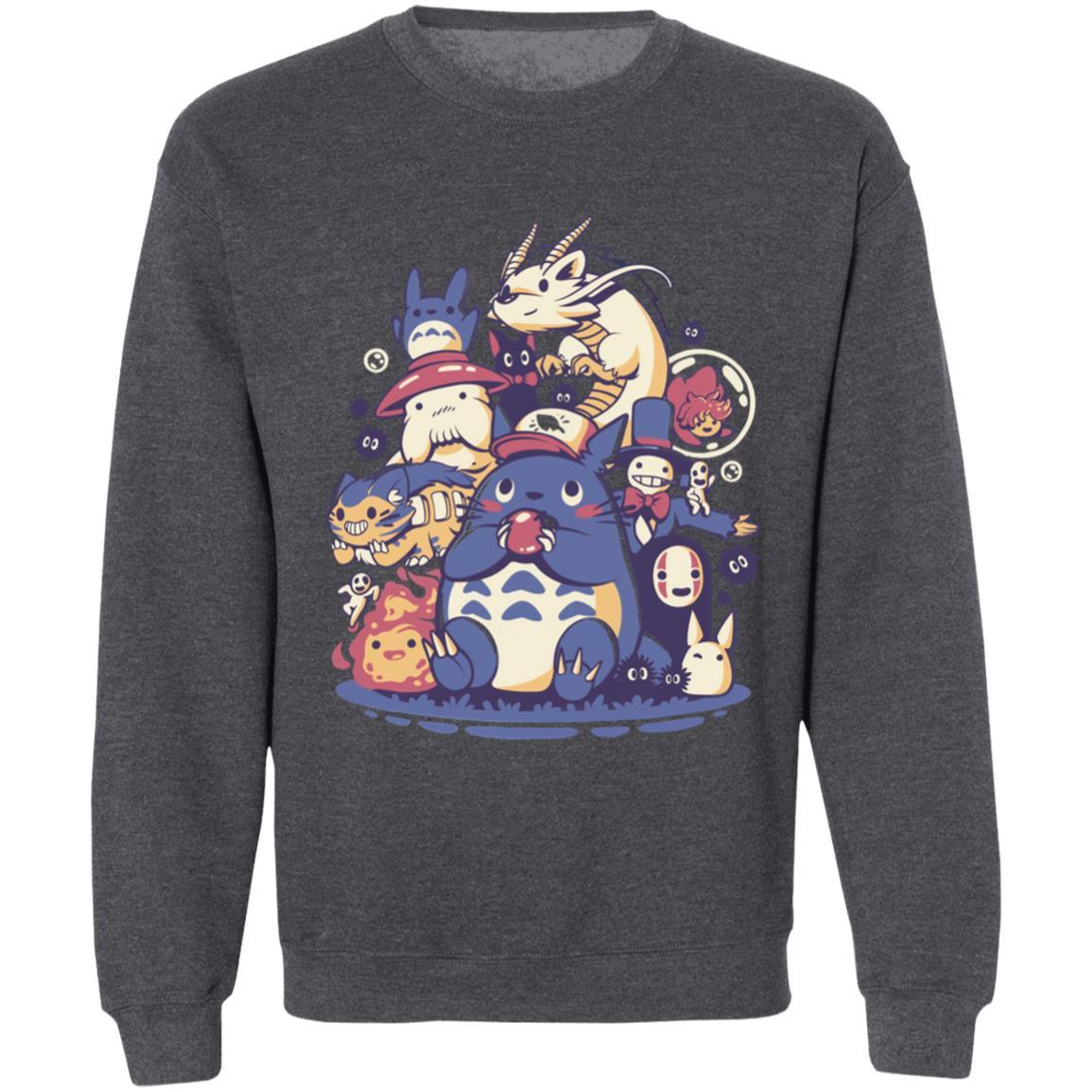 Totoro and Friends Sweatshirt