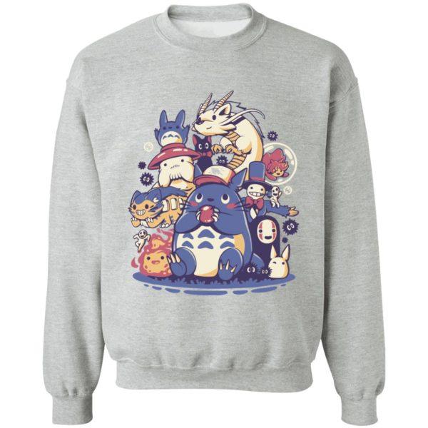 Totoro and Friends Hoodie
