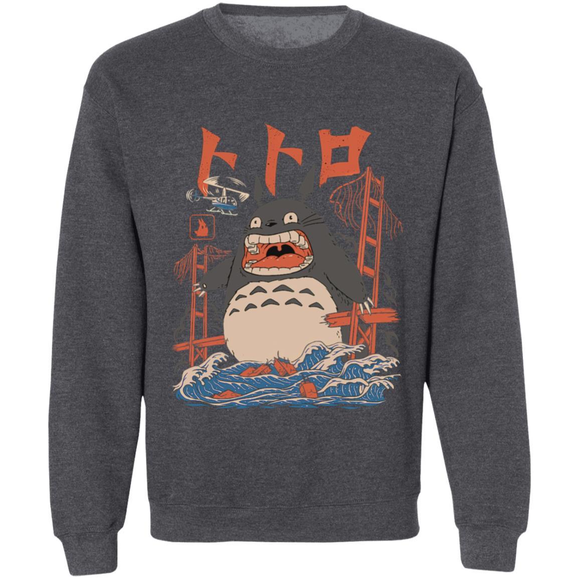 Totoro Kong Sweatshirt
