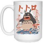Totoro Kong Mug 15Oz