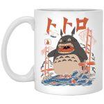 Totoro Kong Mug 11Oz