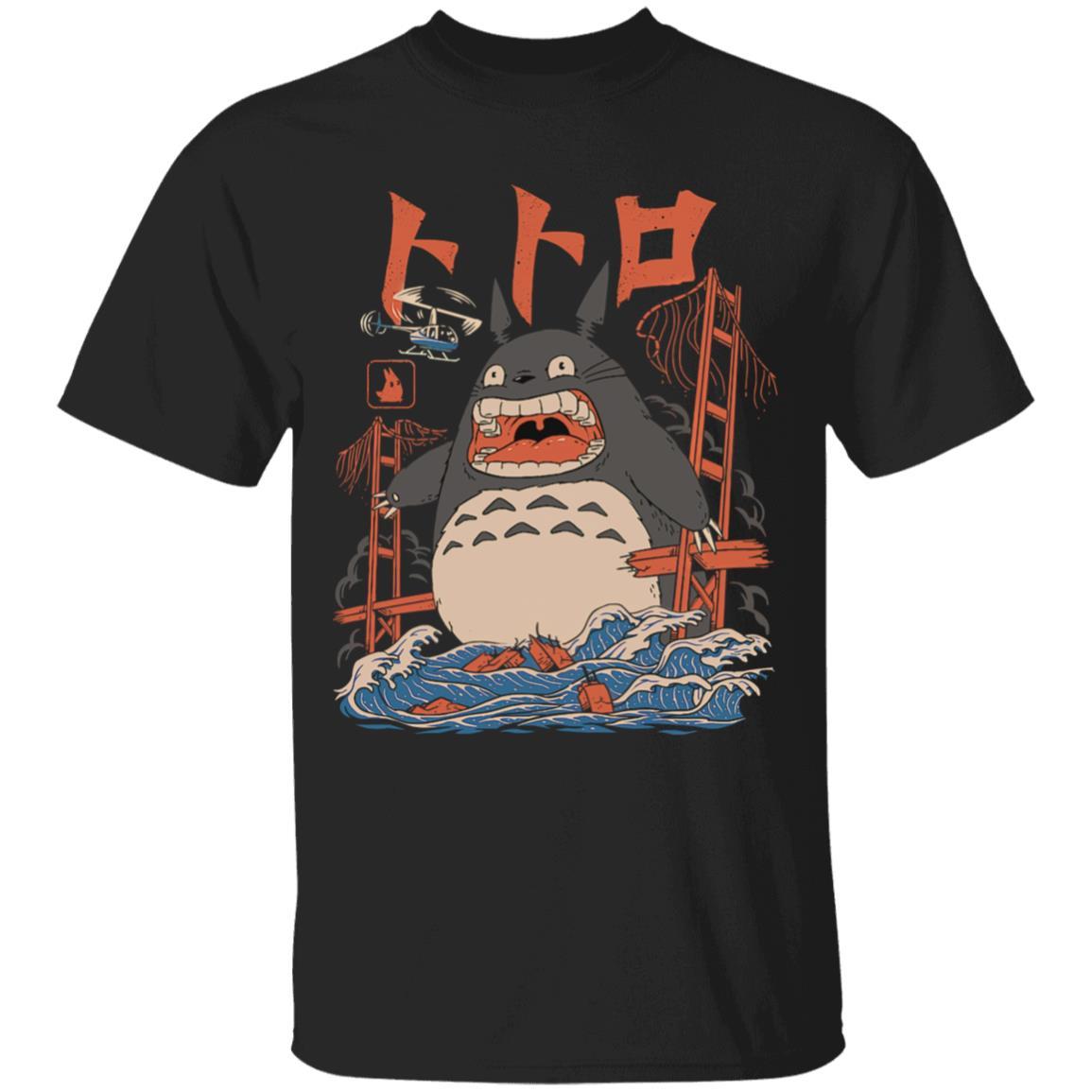 Totoro Kong T Shirt