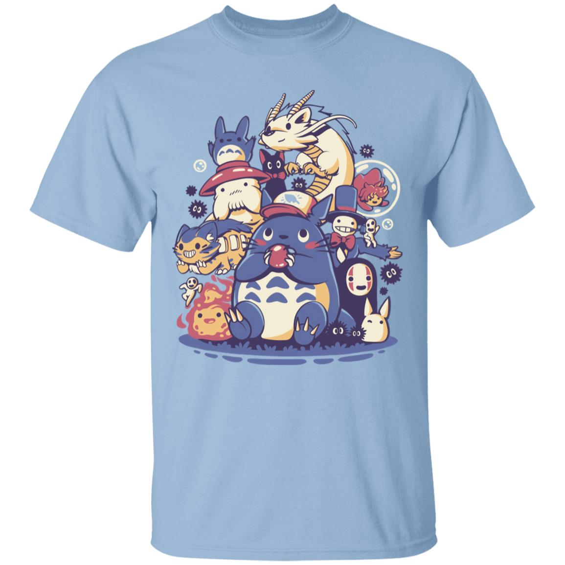 Totoro and Friends T Shirt