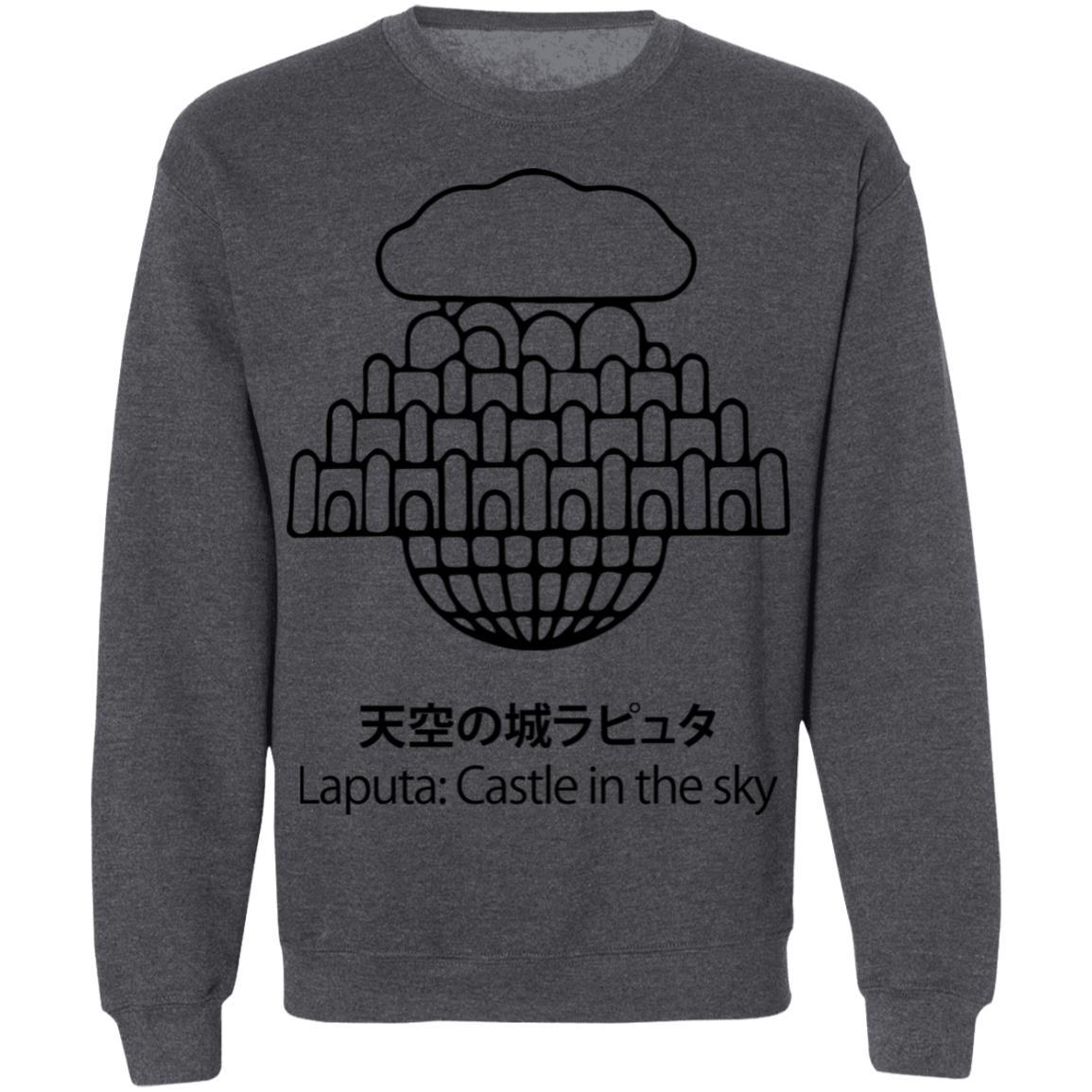 Laputa: Castle In The Sky Sweatshirt Unisex