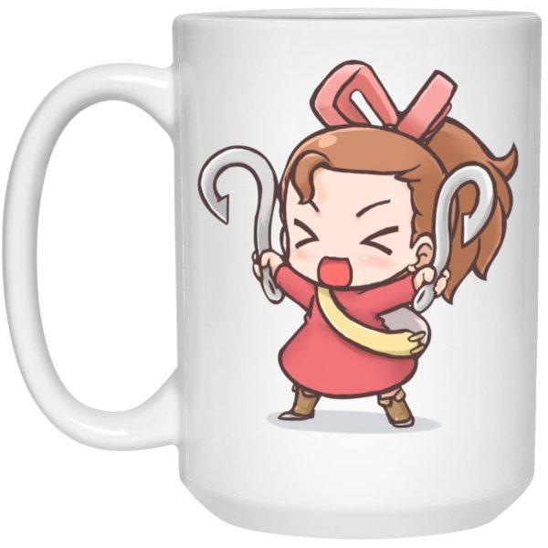 Arrietty Chibi Mug