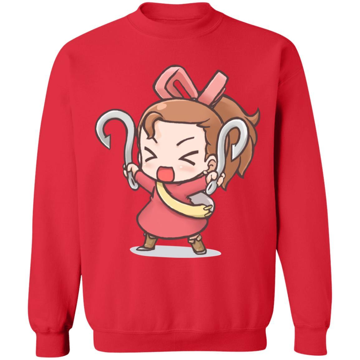 Arrietty Chibi Sweatshirt