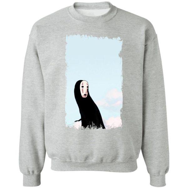 Spirited Away Kaonashi Noface Look Back Sweatshirt