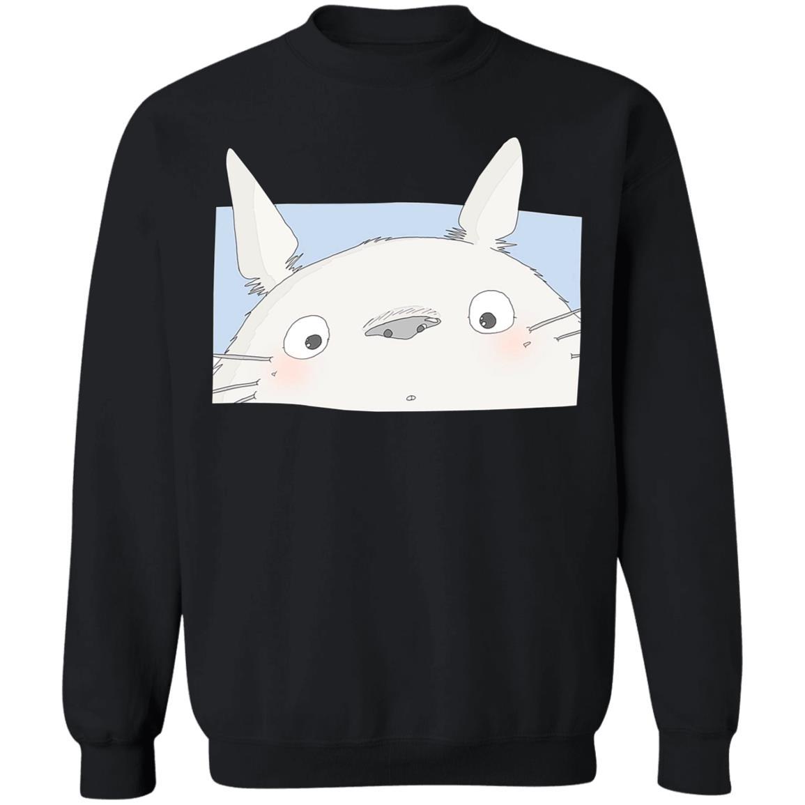 Totoro Cute Face Sweatshirt