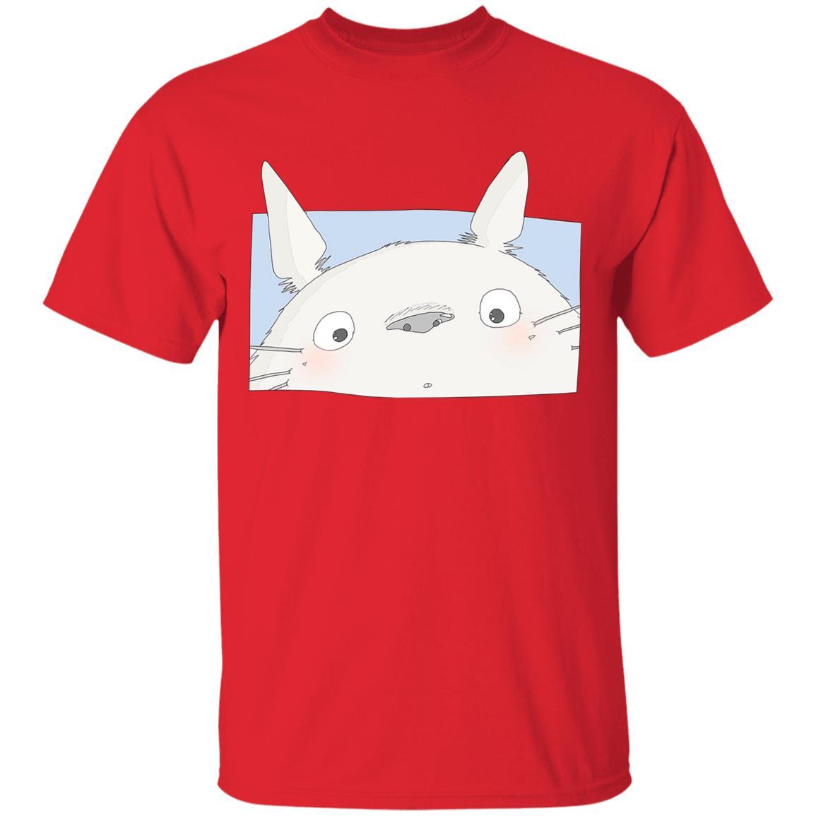 Totoro Cute Face T Shirt