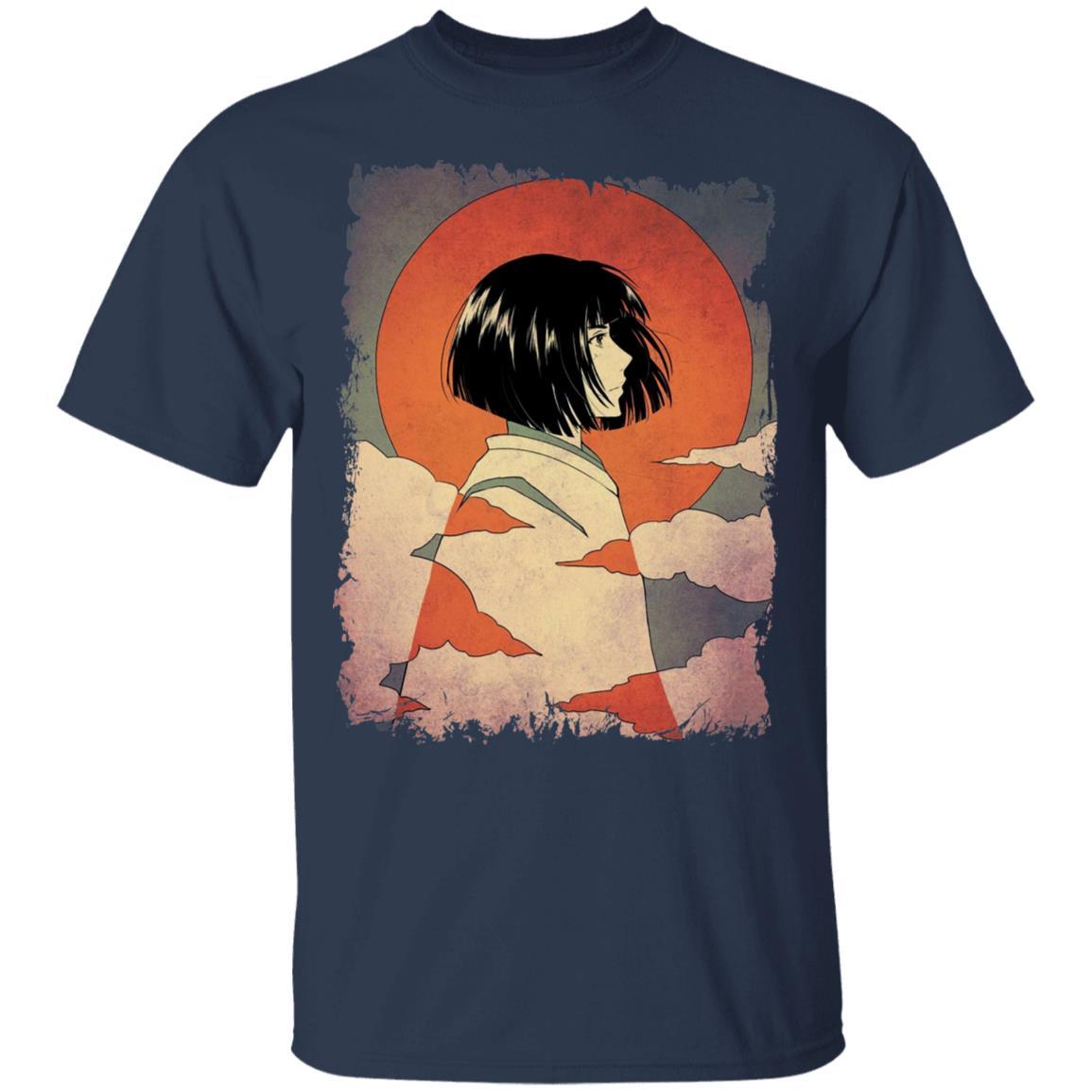 Haku Japanese Classic Art T Shirt