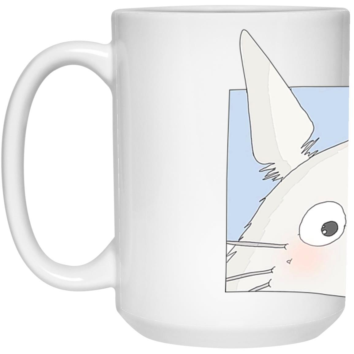 Totoro Cute Face Mug